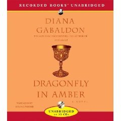 Dragonfly in Amber [Unabridged] (AUDIO CD/AUDIO BOOK) by