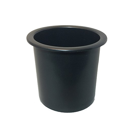 Cheap Universal Replacement Plastic Cup Holder, Black