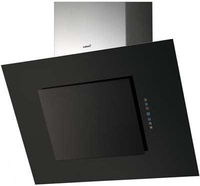 Cata thalassa Diseñador de 700 carcasa de colour negro para la campana extractora de 70 cm