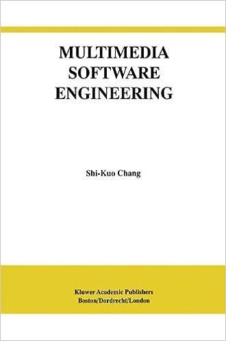 Multimedia Software Engineering (International Series in