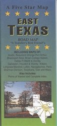 Download east Texas : road map PDF