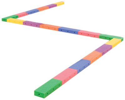 Foam Create-A-Beam Deluxe Set - Beams Plastic