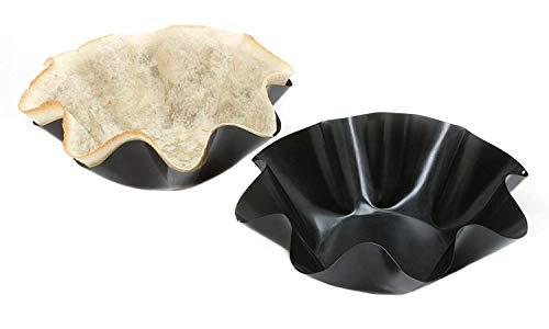 Norpro Nonstick Tortilla Bowl Makers, Set of 2