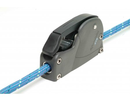 (Spinlock Single Black XCS Rope Clutch for lines 8-14mm)