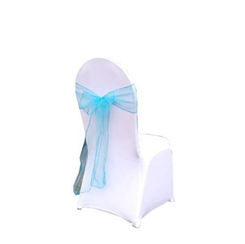 Custom Chair Sashes - Special Bridal Chair Sashes Pack of 25 Pieces 7