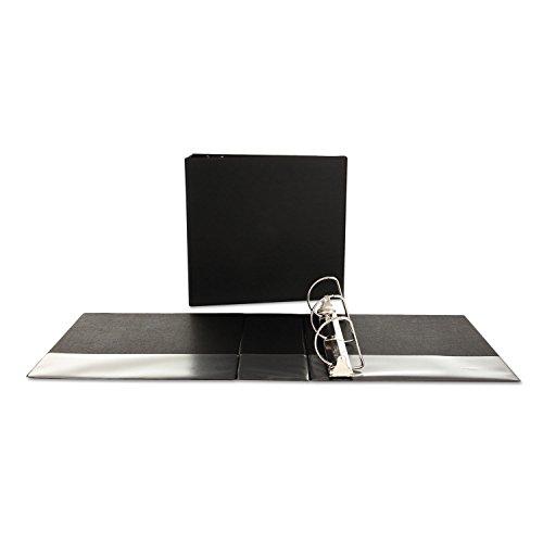- Universal D-Ring Binder, Black (UNV20706PP)