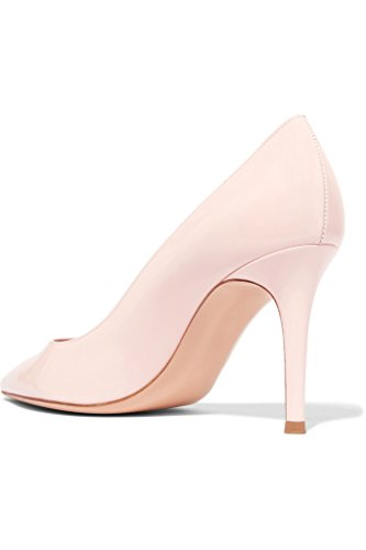 Tacco Scarpe Classiche elashe Rosa Scarpe Col Tacco Donna Col Scarpe 8CM da Ufvdwf