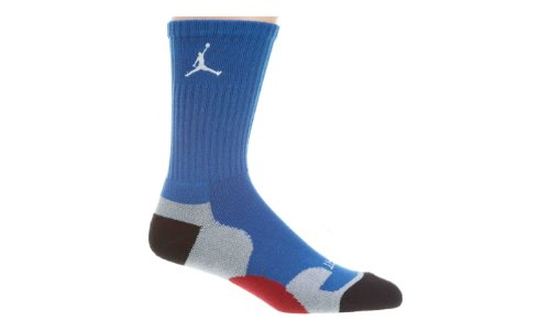 AIR JORDAN [441342-474] Jordan Gameday Crew Sock Adults Unisex Apparel Multi ulDgtmoL3