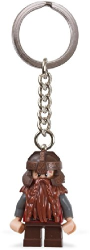 LEGO Lord of the Rings Gimli Key Chain (Lego Lord Of The Rings 3ds Walkthrough)