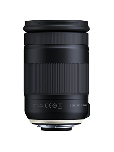 31ks6MZwKxL - Tamron 18-400mm F/3.5-6.3 DI-II VC HLD All-In-One Zoom For Nikon APS-C Digital SLR Cameras (6 Year Limited USA Warranty)