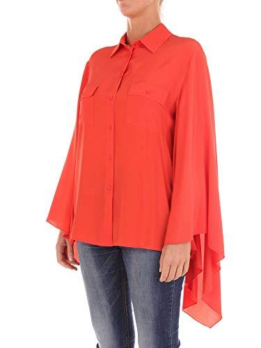 Pinko Camisa Mujer 1b12vy4926 1b12vy4926 Camisa Naranja Pinko zqzFwrnaS