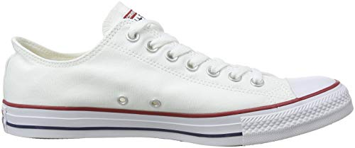 Blanco Star unisex All Optical White Zapatillas Hi Converse F7qASwxaq