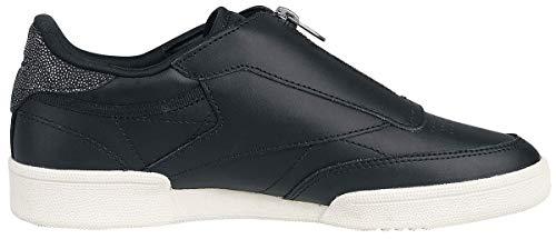 Nero C bianco Cn0140 Zip bianco 85 M Reebok Sneakers Nero Club fqTwnR6