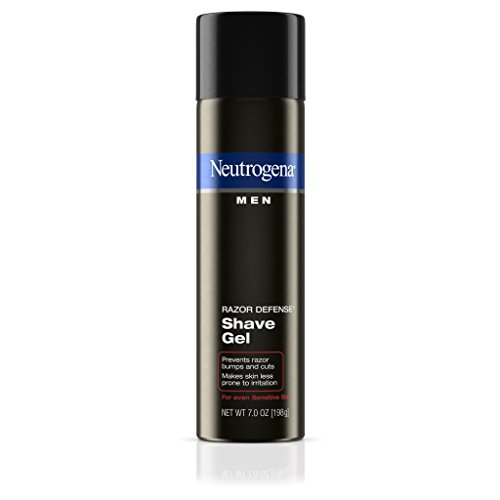Price comparison product image Neutrogena Men Razor Defense Shave Gel, 7 Oz
