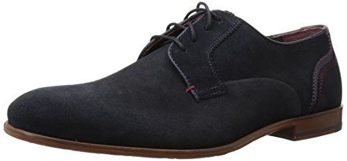 Ted Baker Men's Iront Oxford, Dark Blue, 10.5 D(M) US by Ted Baker