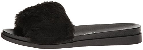 Beyond Women's black Seychelles Reason Sandal Slide Black 6gx5Tq