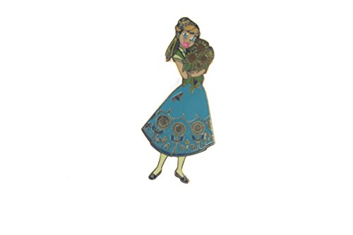 Disney Summer Anna From Frozen Fever Pin