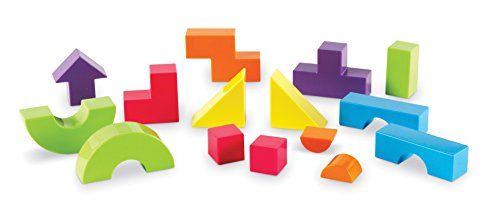 Learning Resources Mental Blox 360 Degree 3-D Building Game