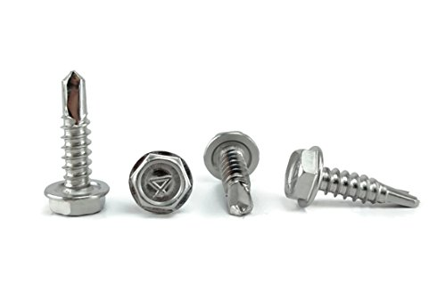 Stainless Washer Drilling Screws Driller product image