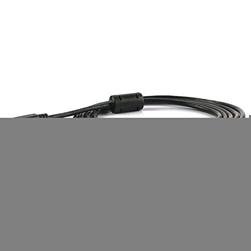 PwrON USB Cable Cord for Nikon Coolpix Camera B500 L32 L840 S3700 L340 A300 A100 A10