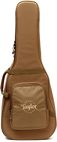 Taylor Hard Bag for Dreadnought and Grand Auditorium - Tan - Taylor Grand