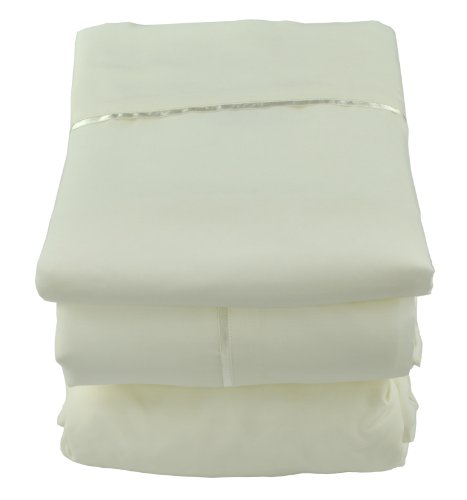 (Empress Silk Habutai Sheet Set - King - White)