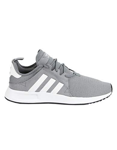 adidas X_PLR Gray & Cloud White Shoes, Grey, 11
