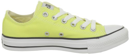 Converse Chuck Taylor All Star - Zapatos de lona, unisex Amarillo