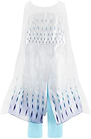 Disney Elsa Snow Queen Costume for Girls – Frozen 2