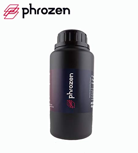 - Phrozen ABS Like Resin-Matte Gray