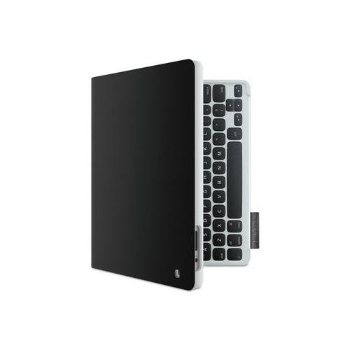Logitech 920-005460 Keyboard Folio Case for Ipad 2, 3G and 4G - Carbon Black