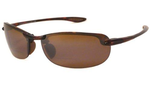 Maui Jim Reading Glasses - Makaha Tortoise Sunreader / Makaha Tortoise-H80510250