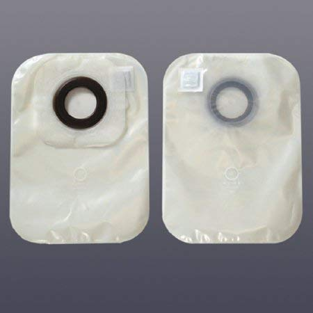 HOLLISTER Colostomy Pouch Karaya 5 One-Piece System 12'' Length 2'' Stoma Closed End (#3325, Sold Per Box)