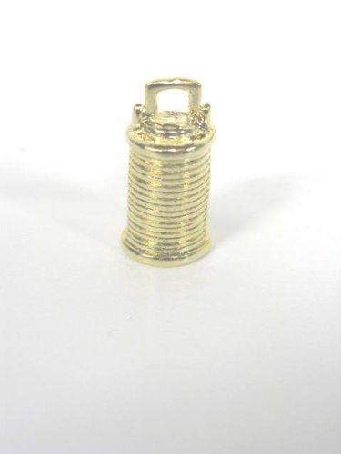 Florence Nightingale U0026quot;The Lady With The Lampu0026quot; Brass Lantern Charm  ...