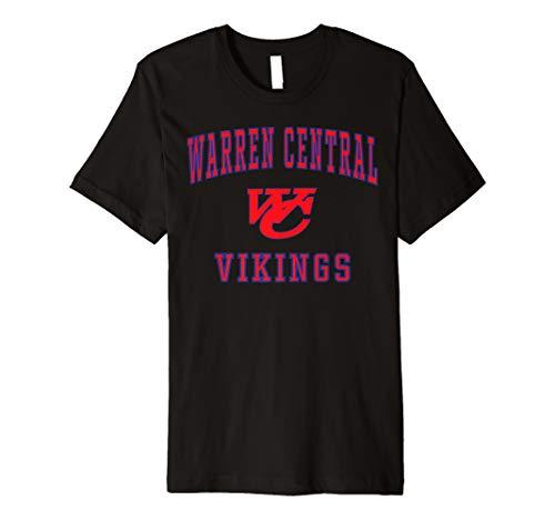 Warren Central High SchoolVikingsPremium T-Shirt C1 (Warren Central High School)
