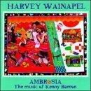 Ambrosia: Music of Kenny Barron by Harvey Wainapel