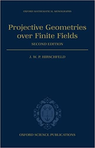 Projective Geometries over Finite Fields (Oxford