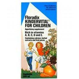 Floradix Kindervital для детей, 500 мл