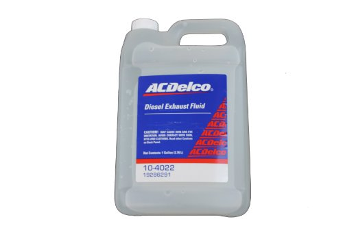 Genuine GM Fluid 88862659 Diesel Exhaust Fluid - 1 Gallon