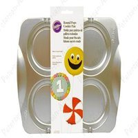 Wilton 2105-0273 Blossom Pops Cookie Pan