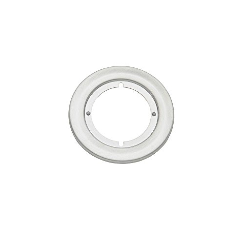 Kwikset 293 26D CP RND TRIM RSE 293 Small Round Escutcheon Plate, Satin Chrome