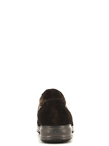 Geox , Herren Schnürhalbschuhe, Braun - Marrone - Größe: 42½