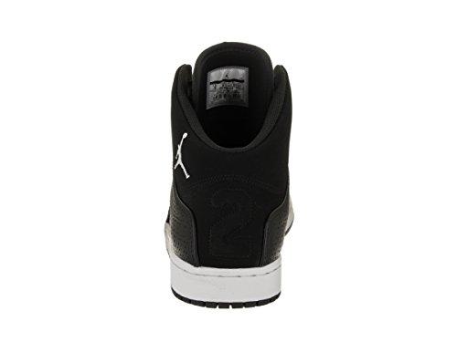 Black 881434 Da white white Jordan 020 Uomo IZqwxTaT
