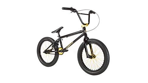 Fit 2019 BMX Eighteen Black Complete Bike