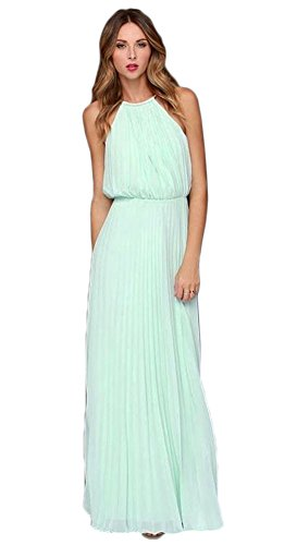 2 color bridesmaid dresses - 9