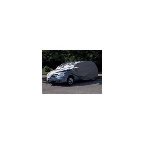 Mopar 82210738AB Vehicle Cover Gray Matrix Material Logo