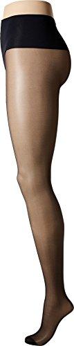Nylon Spanx Tights - Spanx Women's Tummy Shaping Sheers Very Black D