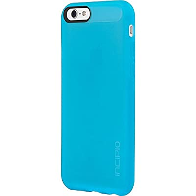 Incipio IPH-1181-BLU NGP Case for iPhone 6 - Retail Packaging - Translucent Blue by Incipio
