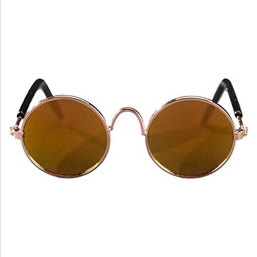tianluo Pet Supplies Cat Eyes Wear Pet Sunglasses Puppy Glasses Cat Glasses Photo Pet Supplies by tianluo