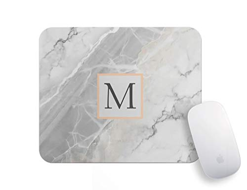 - Personalized Mouse Pads for Computers - Lover Gift School Supplies Office Home Decor Gray Marble Gold Frame M Mouse Pad Funny Mini Mousepad Office Supplies Office Desk Accessories Funny Mouse Mat.